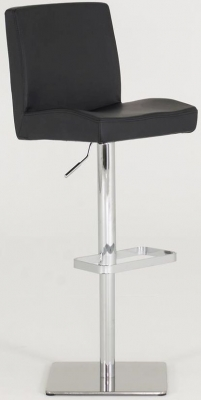 Vida Living Mya Black Bar Chair