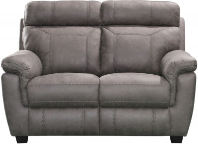 Vida Living Baxter Fabric 2 Seater Recliner Sofa