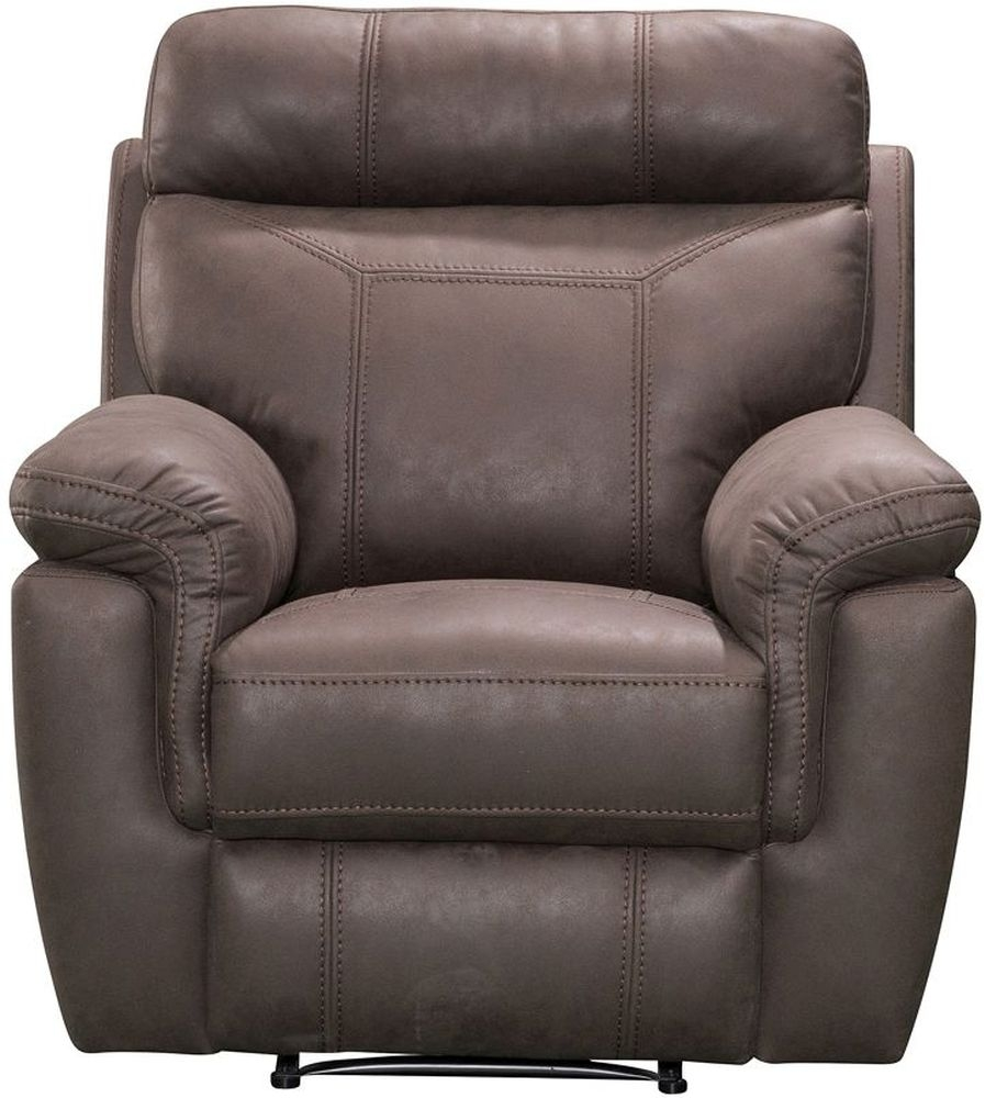 Vida Living Baxter Fabric Recliner Armchair