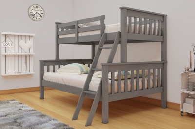 Vida Living Dux Grey Bunk Bed