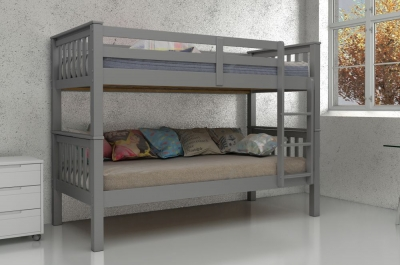 Vida Living Magnus Grey Bunk Bed
