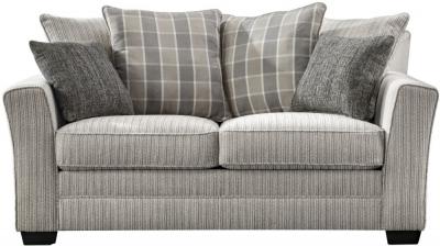Vida Living Braemar Beige Fabric 2 Seater Sofa