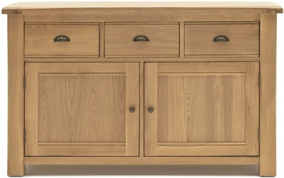 Vida Living Breeze Oak Large Sideboard