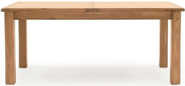 Vida Living Breeze Oak Rectangular Extending Dining Table - 140cm-180cm