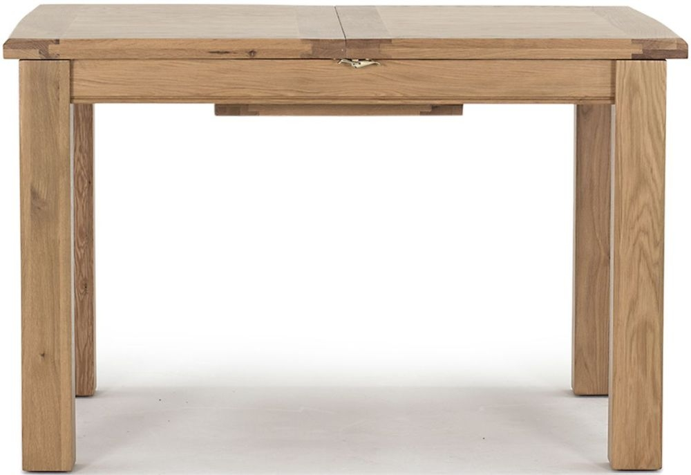 Vida Living Breeze Oak Small Extending Dining Table
