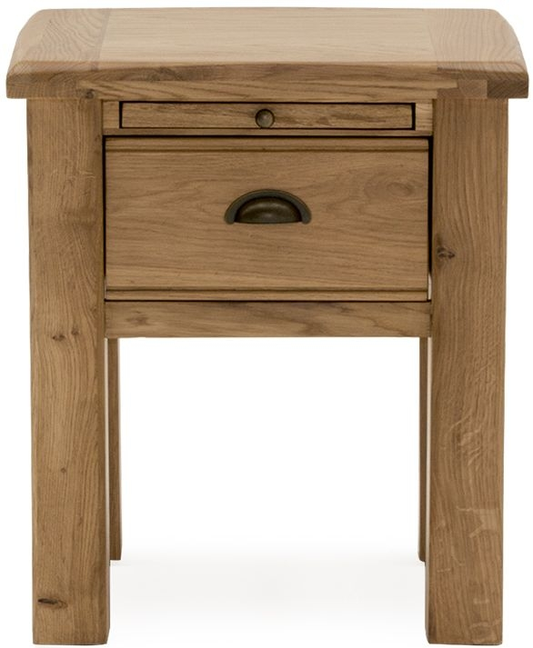 Vida Living Breeze Oak End Table