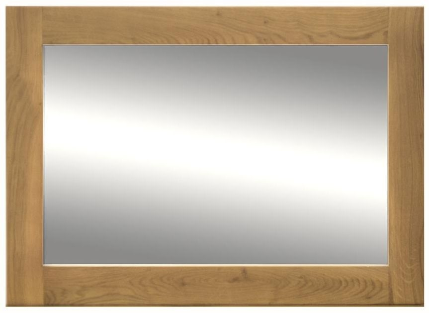 Vida Living Breeze Oak Mirror