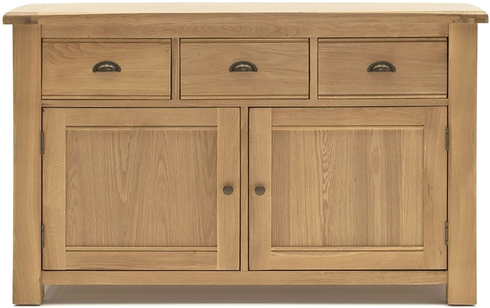Vida Living Breeze Oak Sideboard