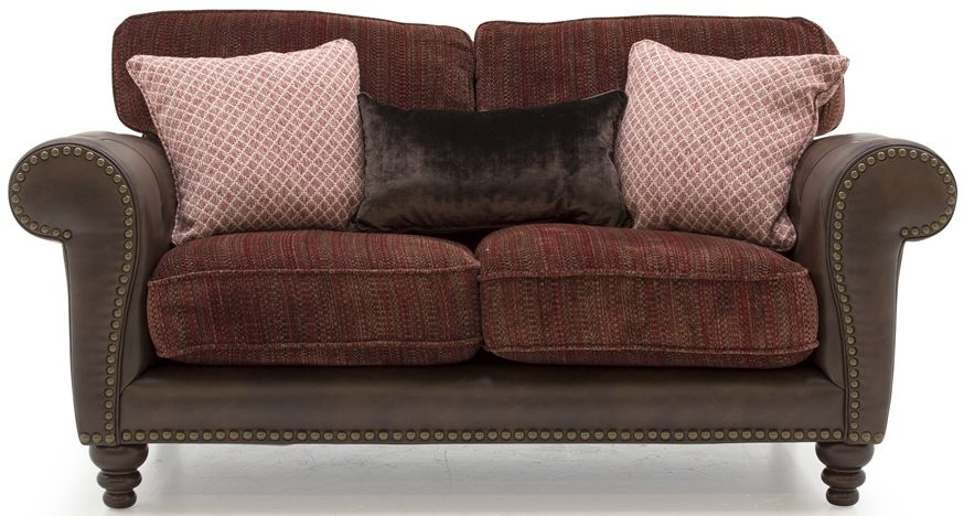 Vida Living Brunswick 2 Seater Sofa with 3 Scatter Cushions
