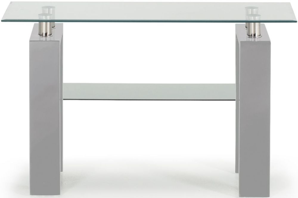 Vida Living Calico Grey Console Table