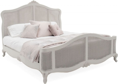 Vida Living Camille Bed - Grey