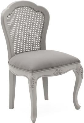 Vida Living Camille Grey Bedroom Chair