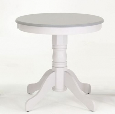 Vida Living Theo Painted Brecon Dining Table - Round
