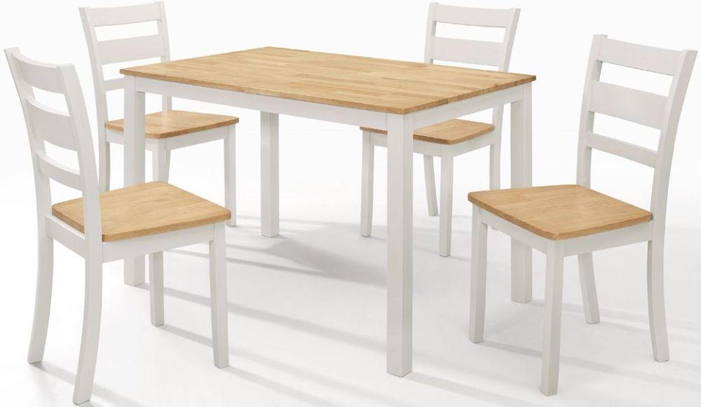 Vida Living Robin 120cm Grey Dining Table