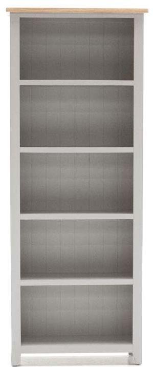 Vida Living Chambery Oak Bookcase - Large