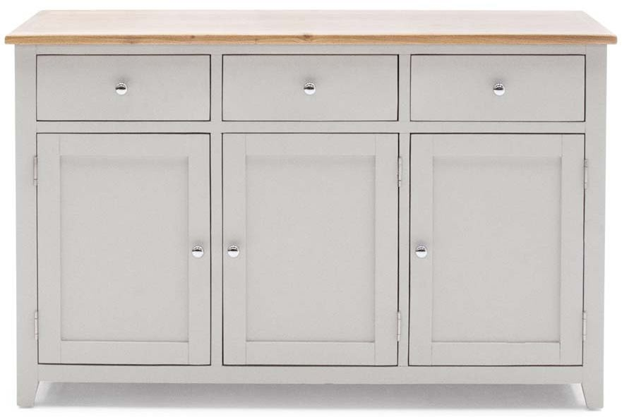 Vida Living Chambery Oak Sideboard - Large