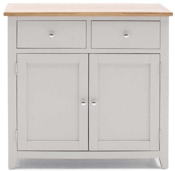 Vida Living Chambery Oak Sideboard - Small