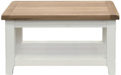 Vida Living Chaumont Ivory Coffee Table