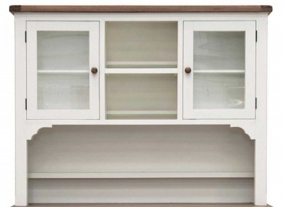 Vida Living Chaumont Ivory Hutch - Large