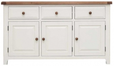 Vida Living Chaumont Ivory Sideboard - Large