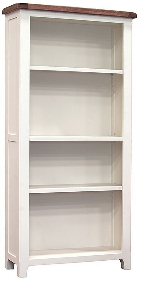 Vida Living Chaumont Ivory Bookcase