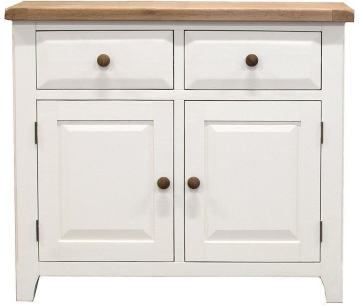 Vida Living Chaumont Ivory Sideboard - Small