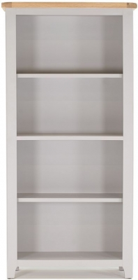 Vida Living Clemence Grey Painted Bookcase
