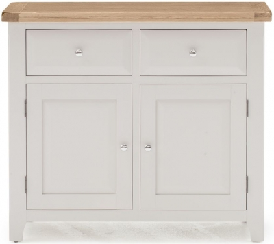 Vida Living Clemence Grey Painted Sideboard - Small