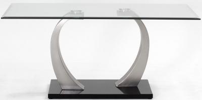 Vida Living Aspire Glass Coffee Table