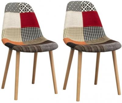 Vida Living Gina Dining Chair (Pair)