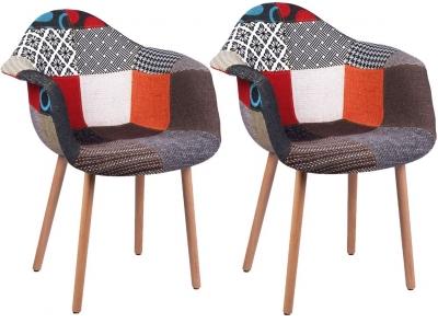 Vida Living Harmony Dining Chair (Pair)