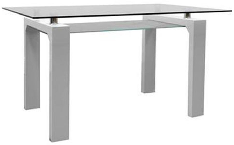 Vida Living Calico White Dining Table