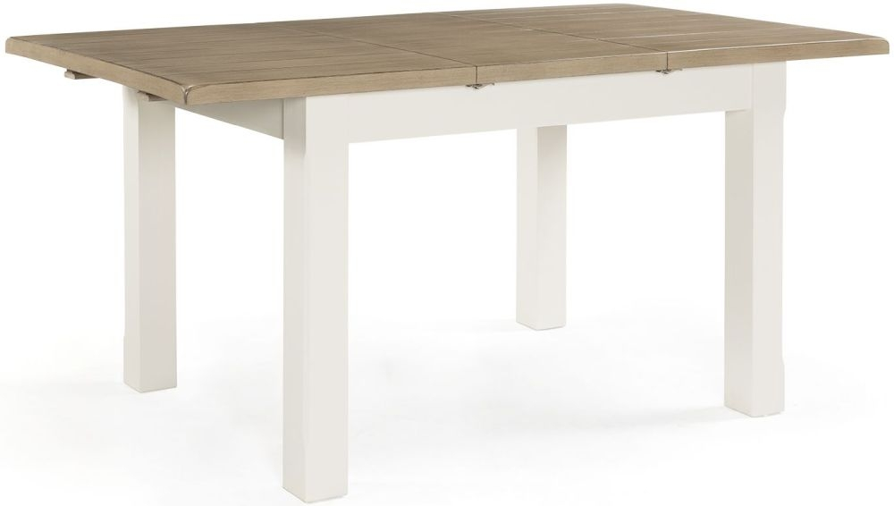 Vida Living Cranmore Pine Rectangular Extending Dining Table - 120cm-165cm