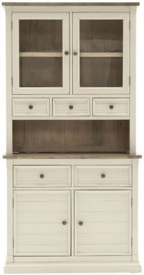 Vida Living Croft Painted Hutch - Small