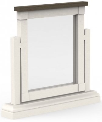 Vida Living Croft Painted Mirror - Vanity