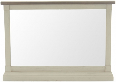 Vida Living Croft Painted Mirror - Wall