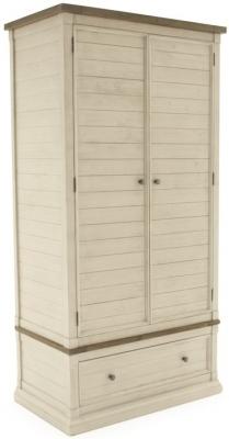 Vida Living Croft Painted Wardrobe - 2 Doors