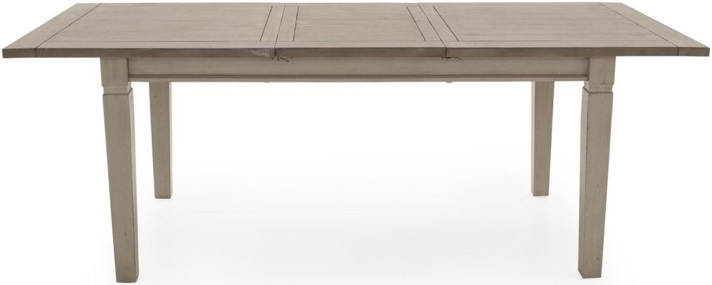 Vida Living Croft Painted Dining Table - Rectangular 160cm Extending