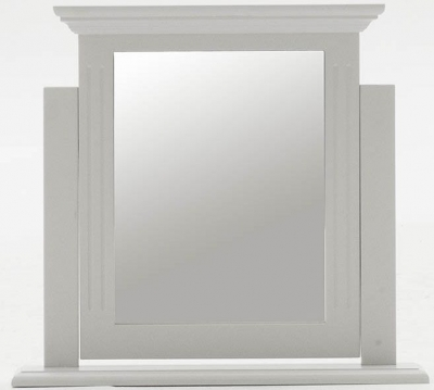 Vida Living Deauville Dove Grey Mirror