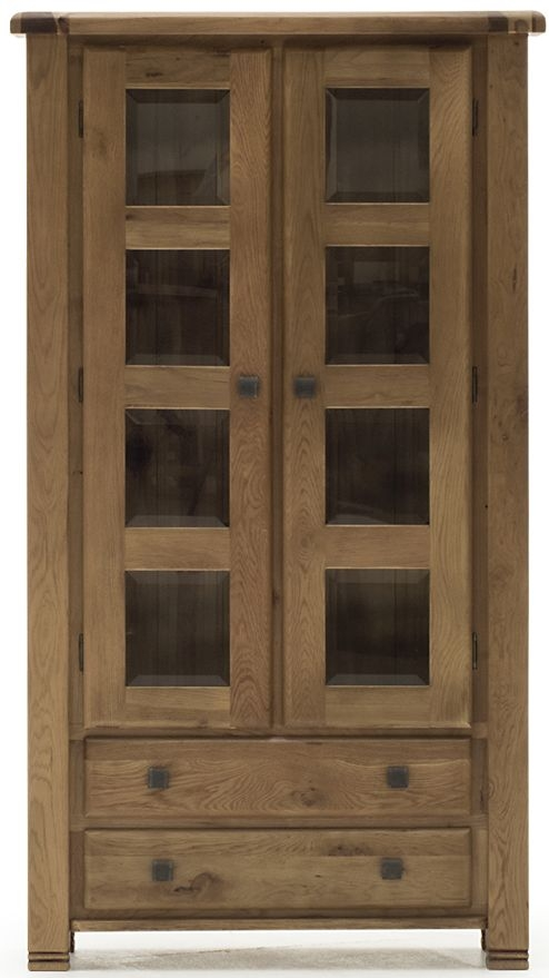 Vida Living Danube Display Cabinet