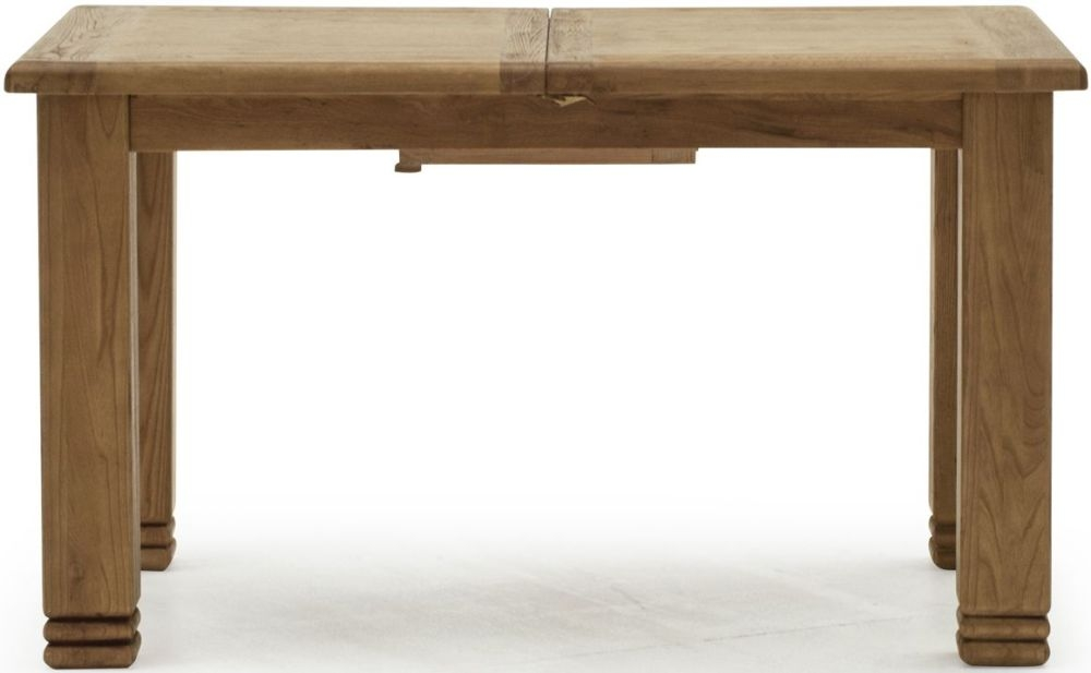 Vida Living Edmonton Oak Extending Dining Table
