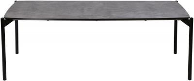 Vida Living Elvar Grey Concrete Coffee Table