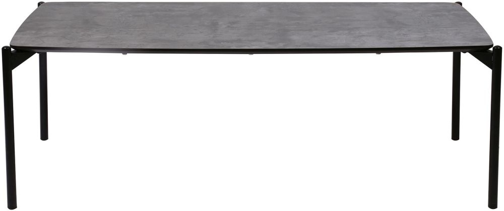 Vida Living Elvar Grey Coffee Table