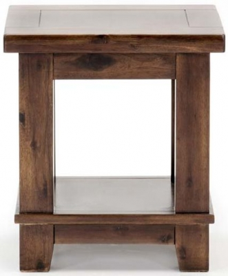 Vida Living Emerson Walnut End Table