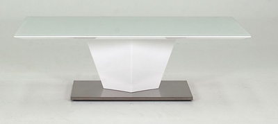Vida Living Essence White Gloss Coffee Table