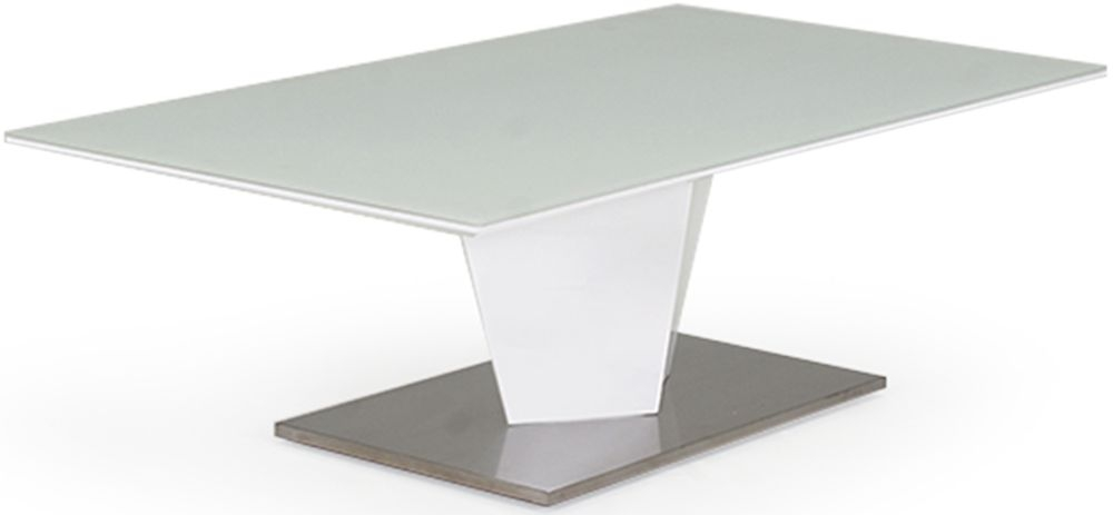 Vida Living Essence White High Gloss Coffee Table