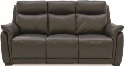 Vida Living Francesco 3 Seater Sofa - Leather