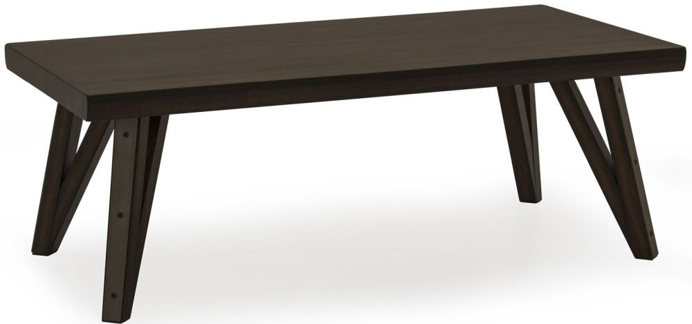 Vida Living Gratiano Walnut Coffee Table