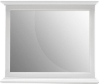 Vida Living Harlow Rectangular Mirror - 97.7cm x 82cm White