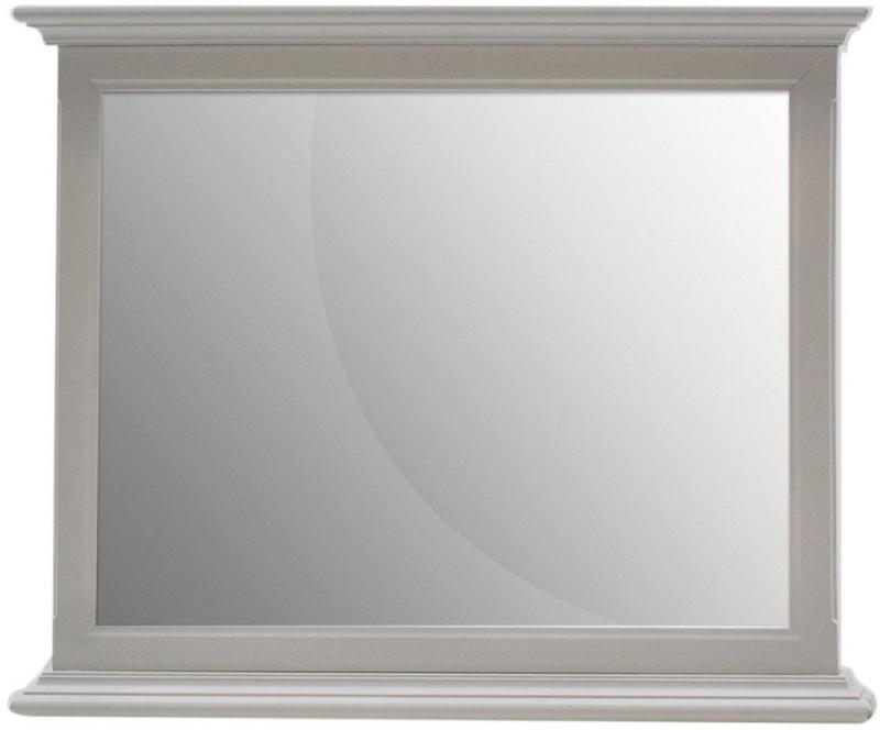 Vida Living Harlow Rectangular Mirror - 97.7cm x 82cm Grey